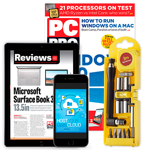 PC Pro Magazine & Toolkit