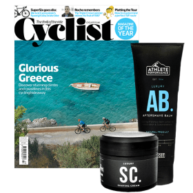 Cyclist Print only subscription