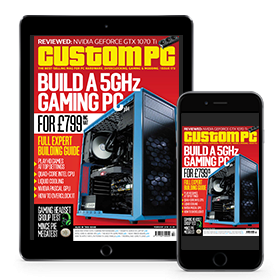 Custom PC overseas digital subscription