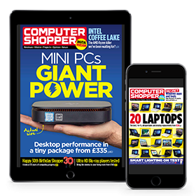 Computer Shopper overseas digital subscription