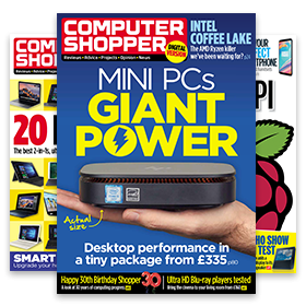 Computer Shopper overseas print subscription