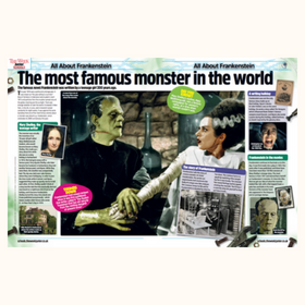All about Frankenstein image