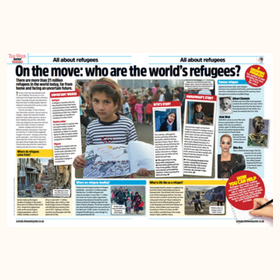 All about Refugees image