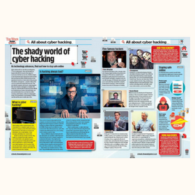 All about cyber hacking