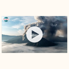 All about volcanoes video
