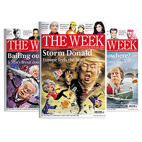 Buy A Subscription To The Week Printed Magazine