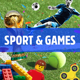 Sport and games resources