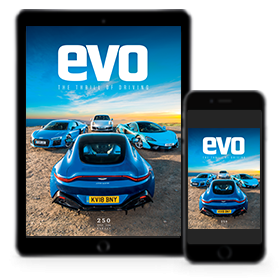 Digital only evo subscription