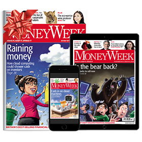 Subscribe to MoneyWeek print and digital