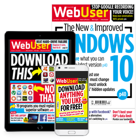 Web User Print and Digital Subscription