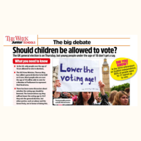 Should children be allowed to vote