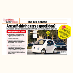 Are self-driving cars a good idea