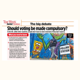 Should voting be made compulsory?