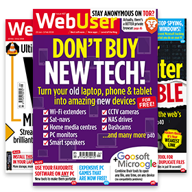 Web User Magazine - Print