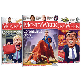 MoneyWeek Print Subscription