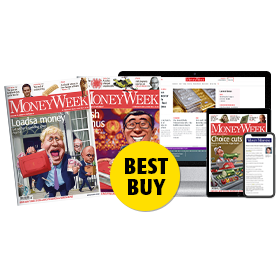 MoneyWeek Print and Digital Subscription