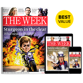The Week Print and Digital